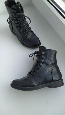 Черевики чобітки ботінки ботинки