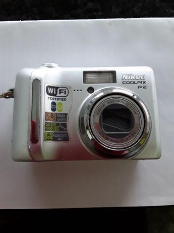 Maquina fotografica nikon