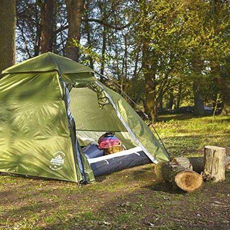 Namiot 3-osobowy typu POP UP Lumaland