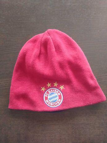 Czapka zimowa FC Bayern