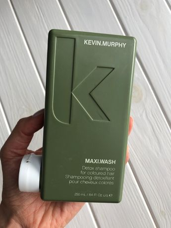 Детокс шампунь maxi wash kevin murphy