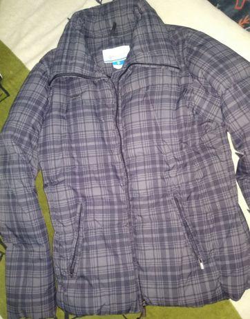 Куртка пуховик columbia S