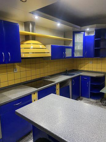 Używana kuchnia z wyposażeniem AGD