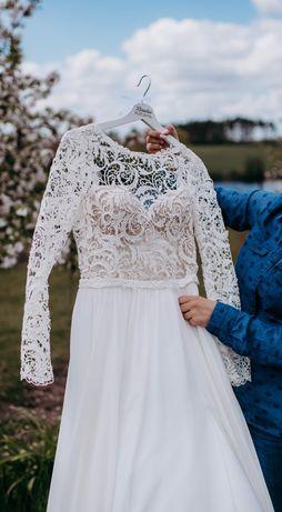 Suknia ślubna Annais Bridal Shilla rozm.38