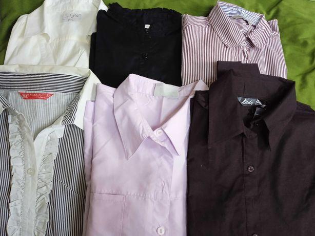 Bluzki koszulowe  M