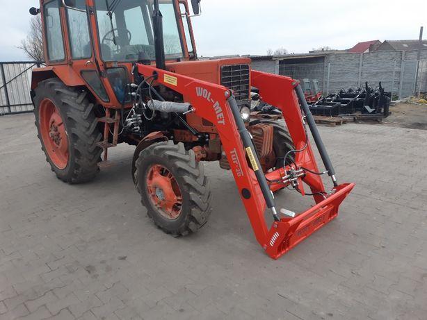 Nowy Model Ładowacz MTZ C385 912 WOL-MET 2b 800 kg Dowóz GRATIS