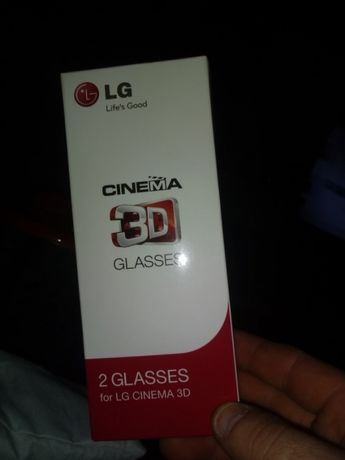 Okulary lg 3d AG-F310