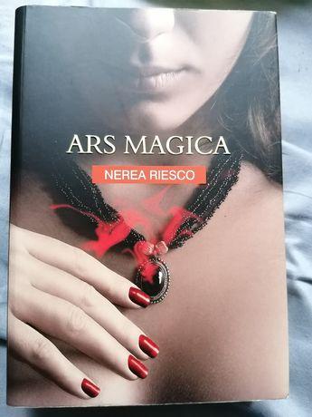 ARS MAGICA powiesc