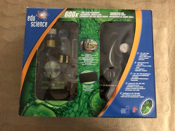 Microscópio 600x Edu Science
