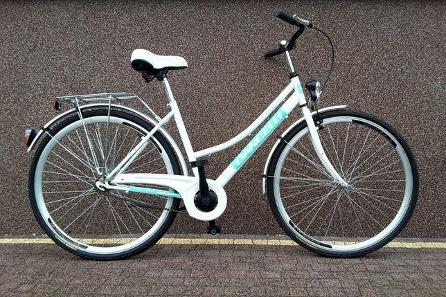 Lekki nowy rower miejski koła 28