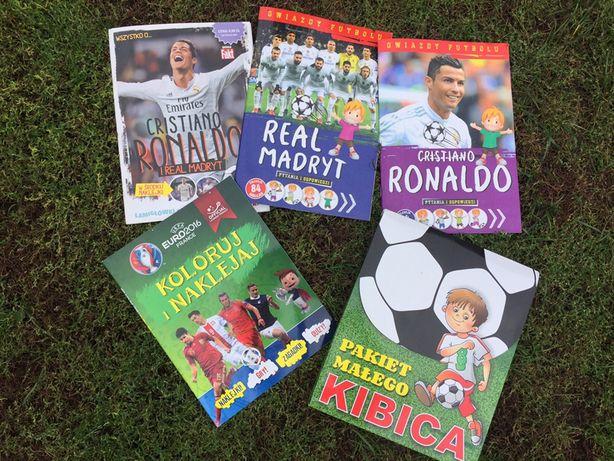 Kolorowanki sportowe Real Madryt Cristiano Ronaldo piłka nożna