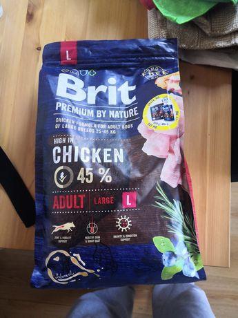 brit premium by nature adult large L 3kg
