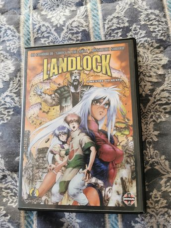 DVD Anime - Landlock