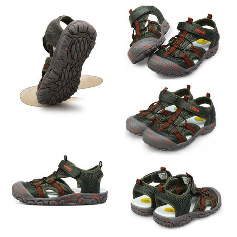 Обувь летняя (сандалии, босоножки) на мальчика