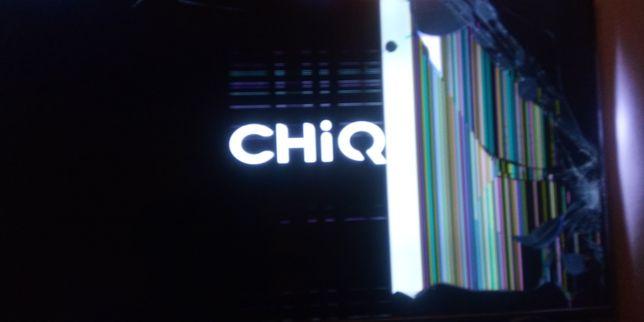 Uszkodzony tv CHIQ 40 cali
