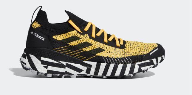 Adidas Terrex Two Ultra Parley Trail buty do biegania rozmiar 44 2/3