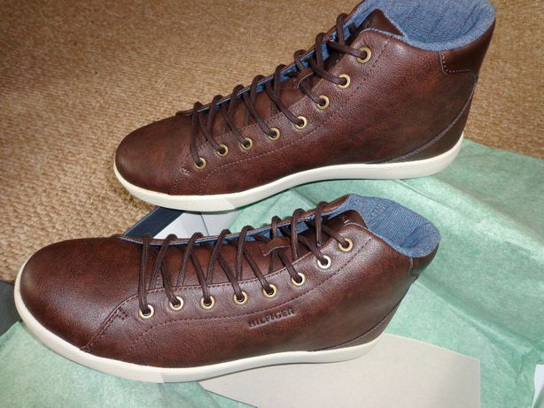 Новые мужские ботинки Tommy Hilfiger Talis