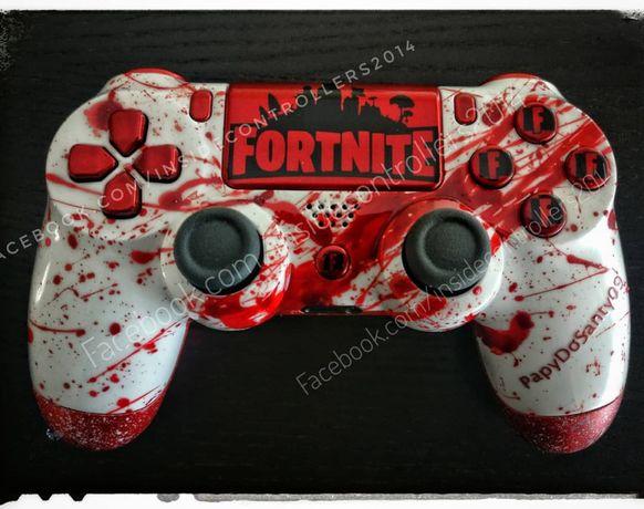 PS4 SCUF, Custom, Chip Rapid Fire
