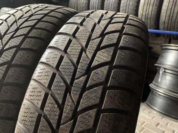зима 195\60\R15 6.6мм Hankook 2шт шины шини