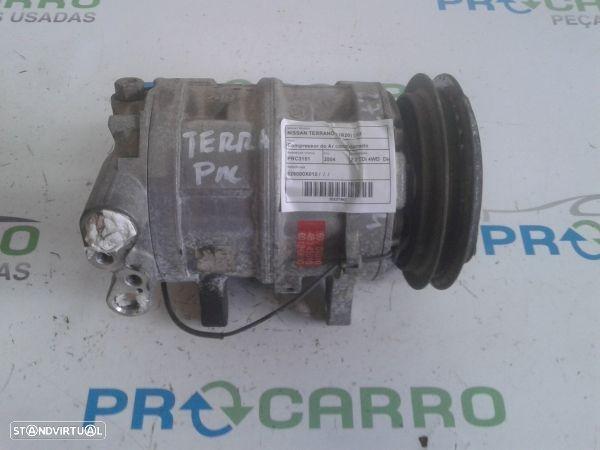 Compressor Do Ar Condicionado Nissan Terrano Ii (R20)