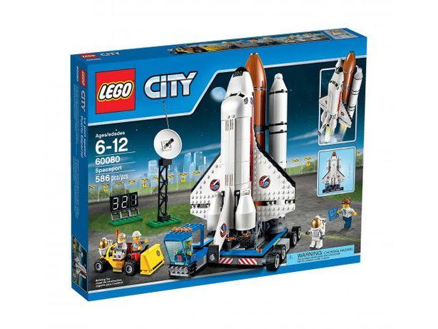 Lego City 60080 Port kosmiczny NOWY