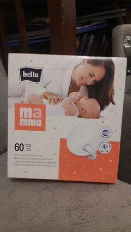 Лактационные вкладыши Bella Mamma