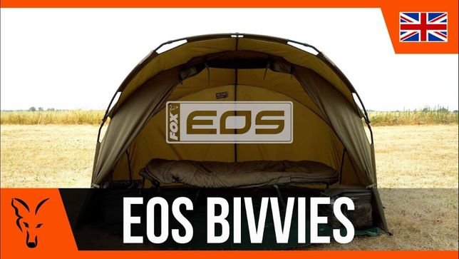 Карповые палатки Fox EOS 1 Man Bivvy