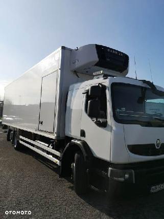 Renault Premium 310 DXI  Chłodnia 9,5 m. , trzy osie