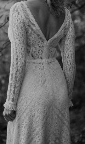 Sukienka ślubna Ochocka Atelier