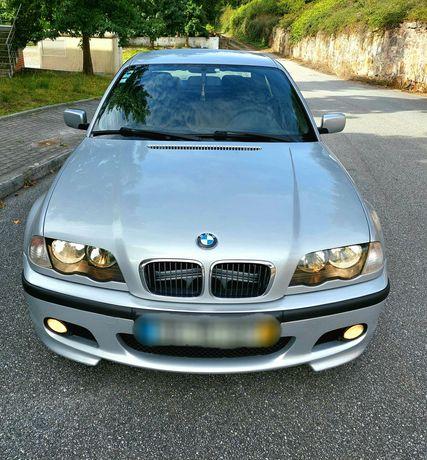 Bmw e46 320D Sedan Pack M Original 2001 Nacional Desde 110eu Mês