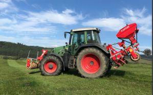 Podsiew i siew traw, dobór nasion i nawożenia!