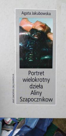 Portret wielokrotny Aliny Szapocznikow