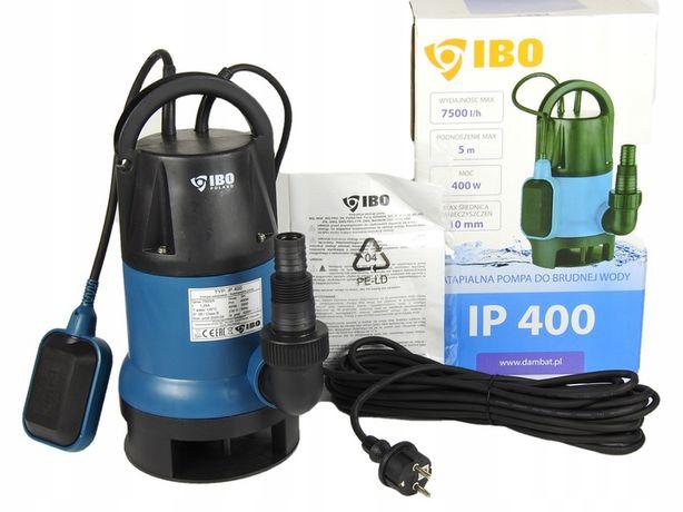 Pompa IP 400 do szamba wody czystej brudnej STIGA NAMYSŁÓW