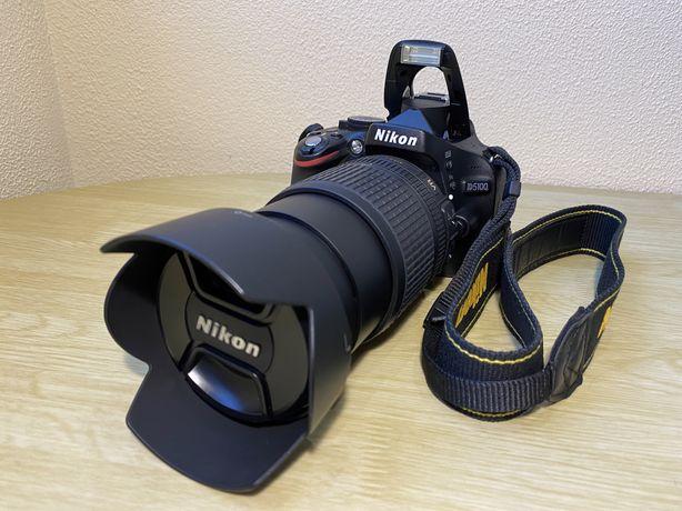 Фотоаппарат Nikon D5100 Kit 18-105 mm VR...  Подробнее на epicentrk.ua