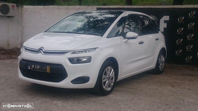 Citroën C4 Picasso 1.6 BlueHDi Exclusive