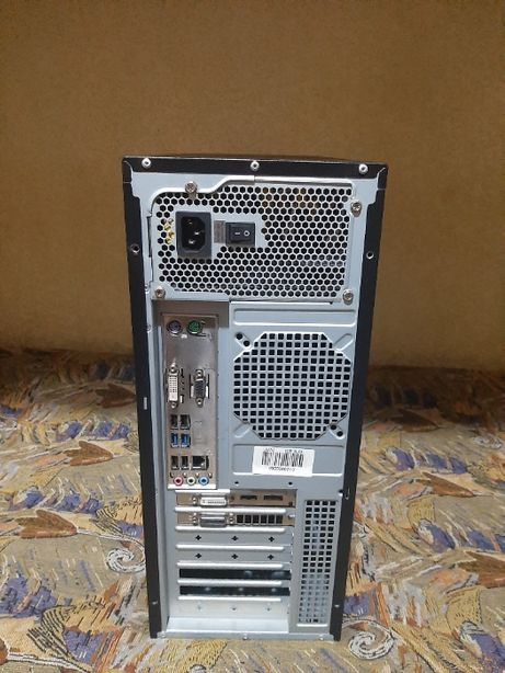 Игровой компьютер\I3-4130\RX460\8gb DDR3\SSD120+HDD500\Гарантия