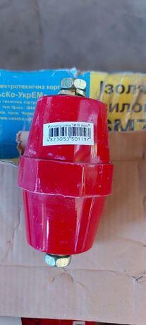 Изолятор-держатель силовой шины sm 76
