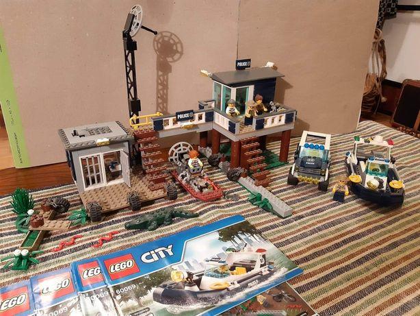 Lego City  Policja  Posterunek Policji Wodnej  60069