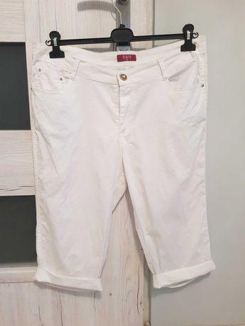 Spodnie damskie/ krótkie/ rybaczki - rozmiar 48