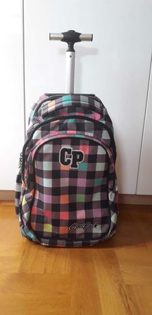 Walizko-plecak szkolny cool pack