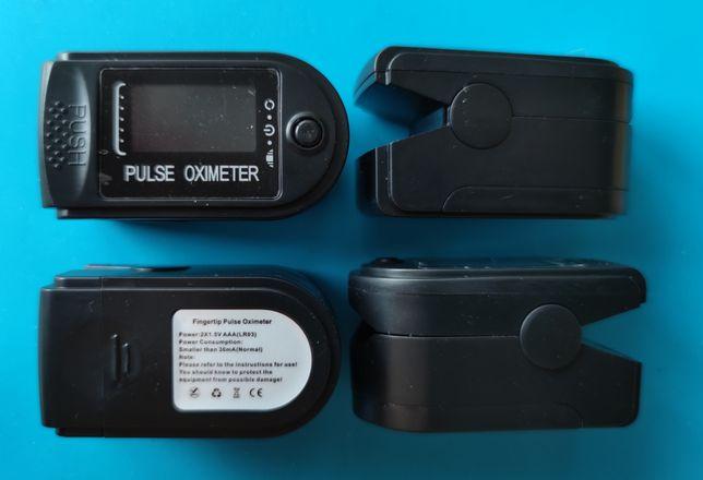 пульсоксиметр Pulse Oximeter безконтактний термометр інфрачервоний