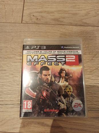 Mass Effect 2 PlayStation 3 PS3 komplet