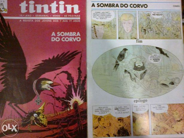 Revista tintin 15º ano completo
