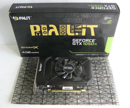 Видеокарта Palit NVidia GeForce GTX 1050 Ti StormX 4Gb GDDR5
