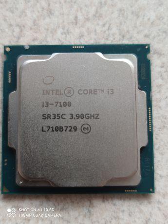 Procesor Intel Core i3-7100 3,9Ghz LGA1151