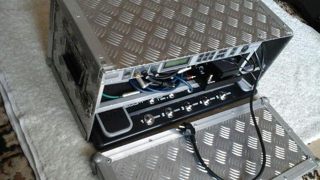 case.futerał.skrzynia transportowa.Rack 3-U+kieszeń na sterownik.multi