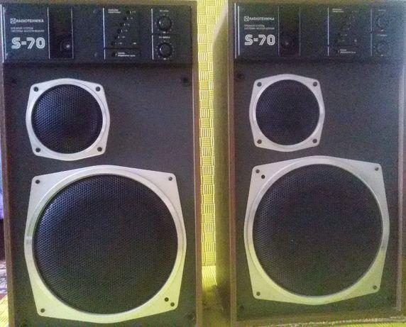 Продам акустику 35 АС-013 Radiotehnika S-70