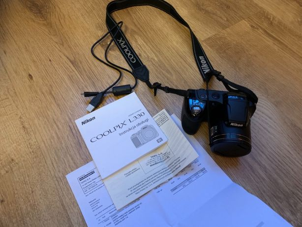 Sprzedam Nikon Coolpix L330
