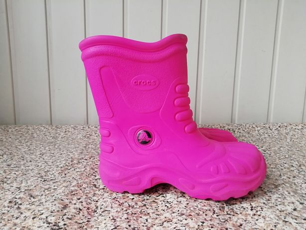 Ботинки, сапоги фирмы Crocs