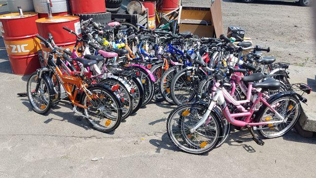 Новый завоз - Детских БУ Велосепедов из Германии-Гарантия-Документы